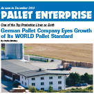Press-Review: WORLD PALLET wants to radically impact the global pallet market